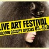 LIVE ART FESTIVAL – ZOO 3000: OCCUPY SPECIES
